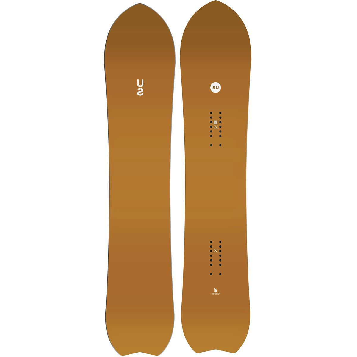United Shapes Horizon Series Snowboard - Men's