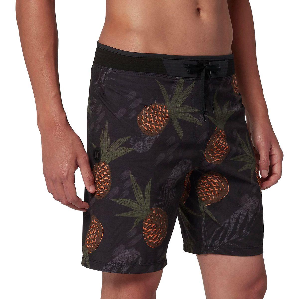 Hurley Phantom Hyperweave 3.0 Pineapple 18in Boardshort - Men's