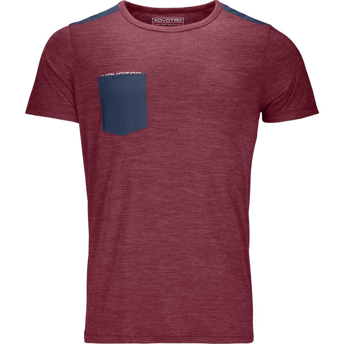 Ortovox 120 Cool Tec Short-Sleeve T-Shirt - Men's