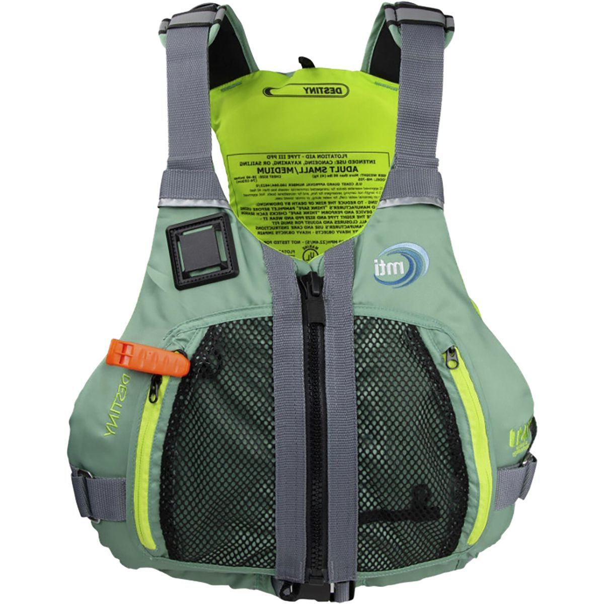 MTI Adventurewear Destiny Personal Flotation Device - Women's