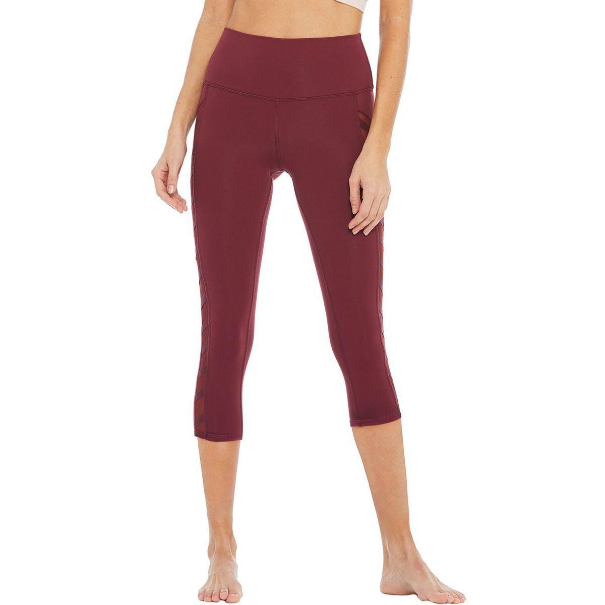 Alo Yoga Chevron Capri - Women's