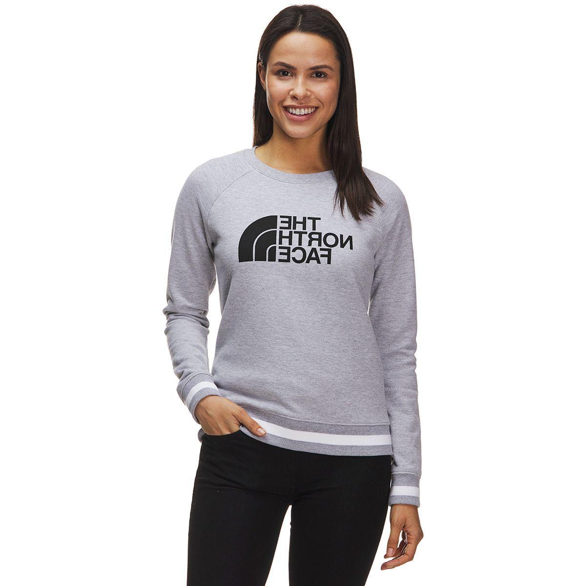 The North Face High Trail Crew Sweatshirt - Women's