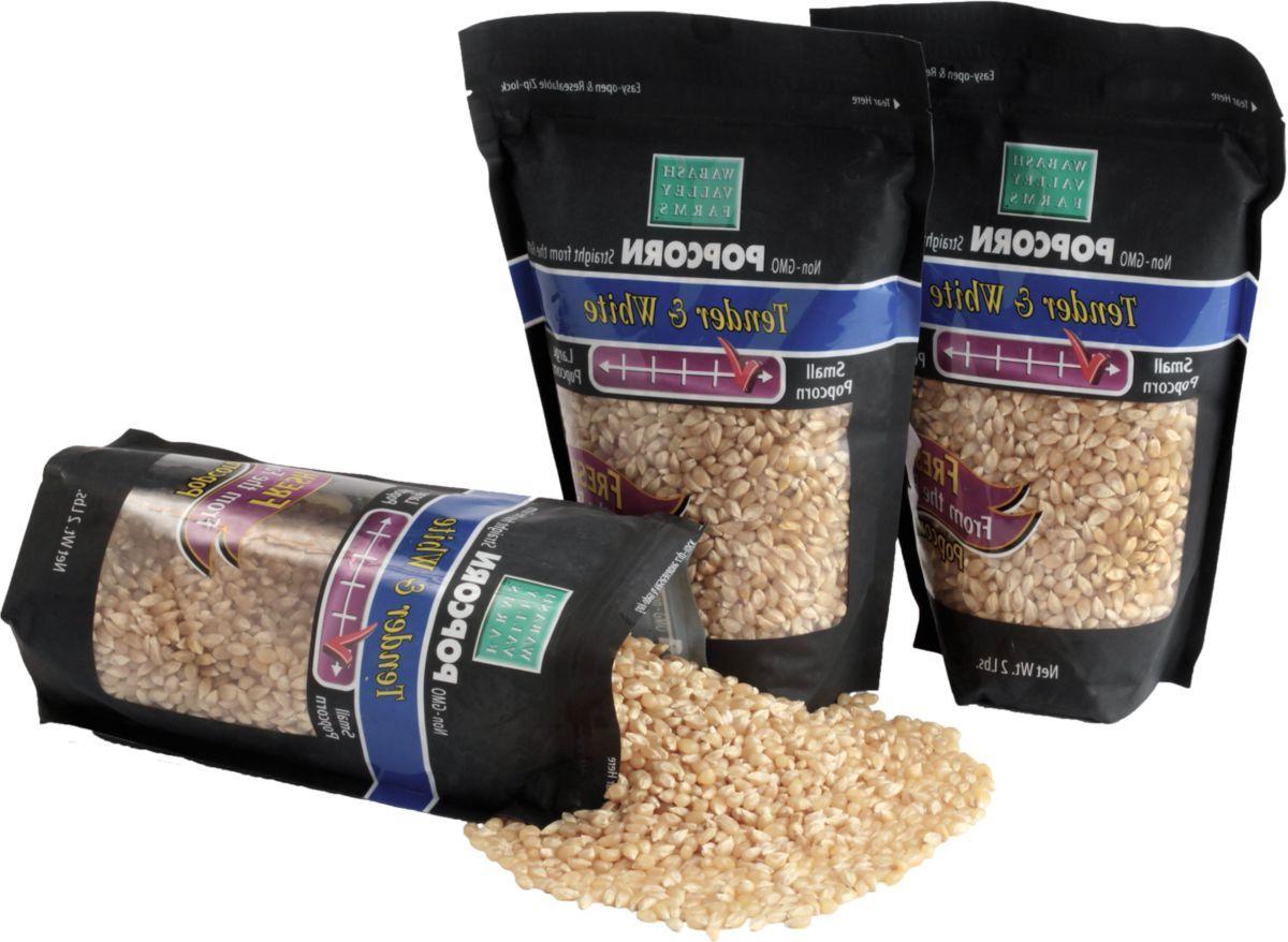 Wabash Valley Farms Classic Popcorn Trio