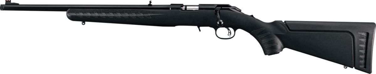 Ruger® American Rifle® Rimfire Bolt-Action Rifle with Threaded Barrel