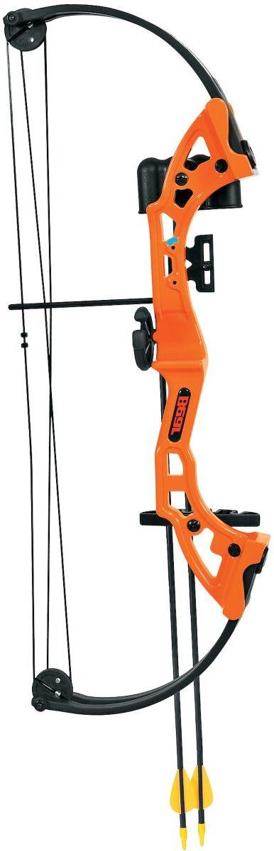 Bear® Archery Brave Flo Orange Compound-Bow Package