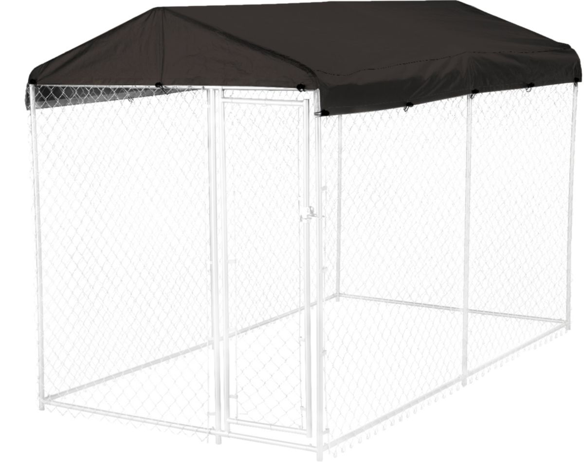 Lucky Dog™ Weatherguard Kennel Cover