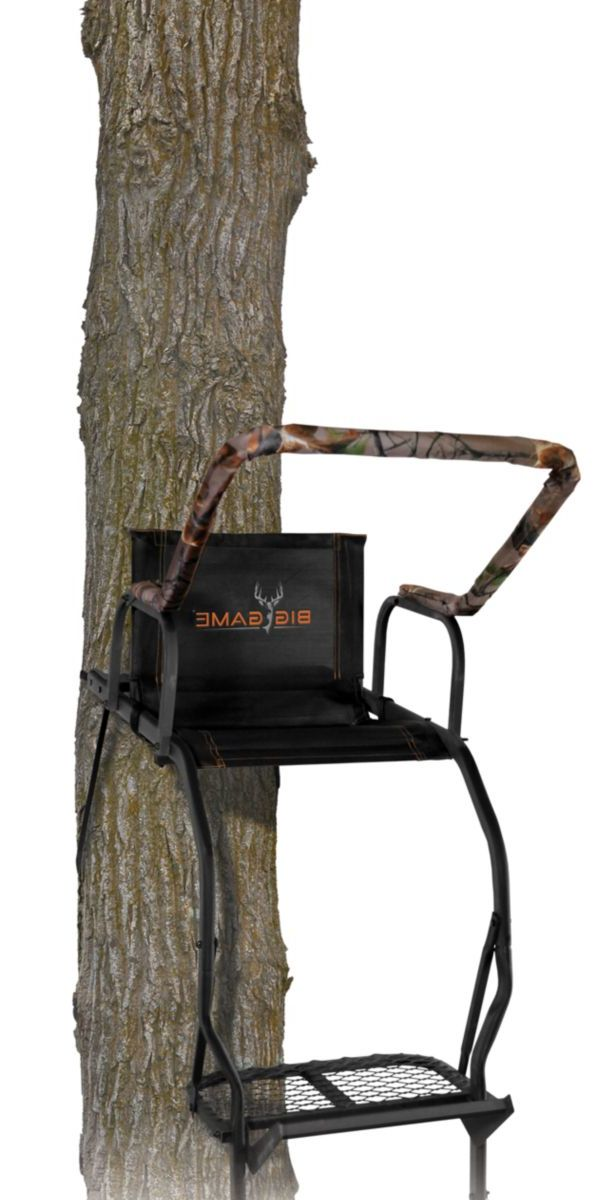 Big Game Treestands The Stealth XT Ladder Stand