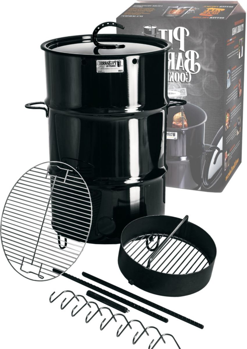 """18.5"""" Classic Pit Barrel Cooker Package"""