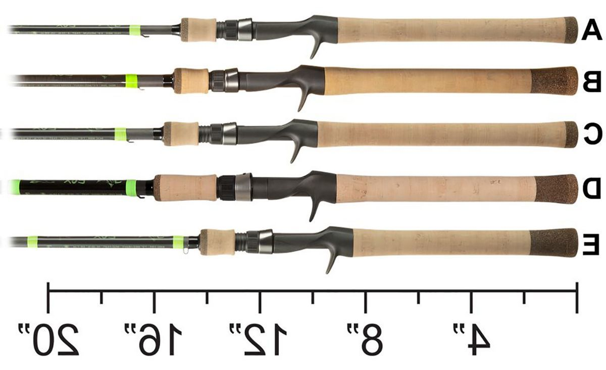 G.Loomis E6X Mag Bass Casting Rods