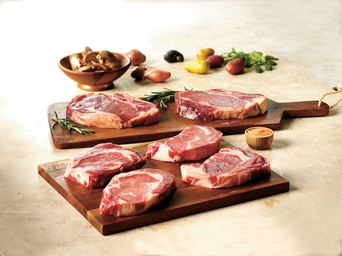 Nebraska Star Beef All Natural Angus Classic & King Cut™ Steaks – Package 5
