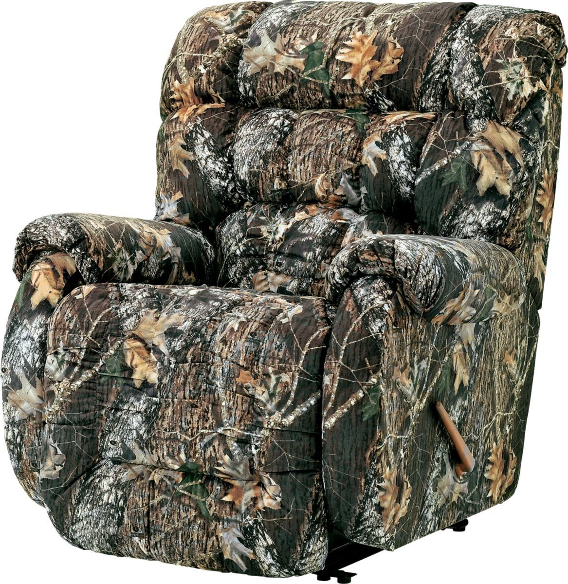 Best Home Furnishings Beast Camouflage Recliner