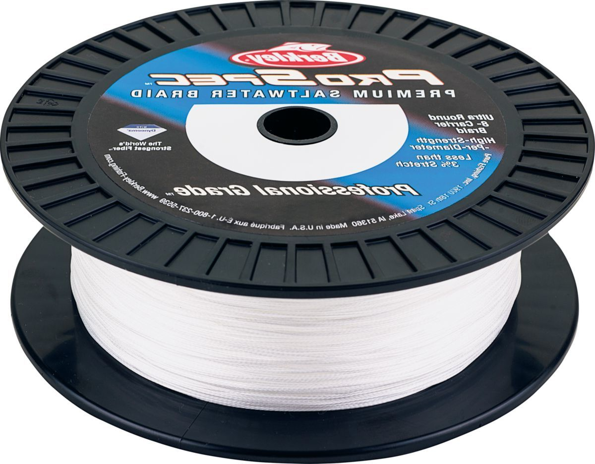 Berkley® ProSpec Premium Saltwater Braid Bulk Spools