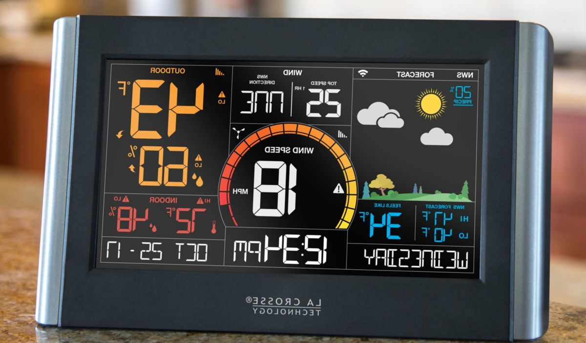 La Crosse Technology® V21-WTH Professional Wi-Fi Weather and Wind Station