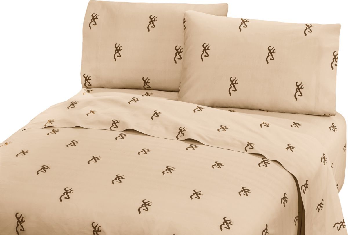 Browning® Country Sheet Set