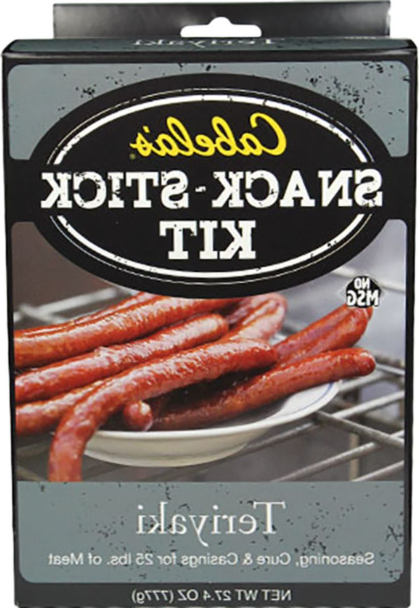 Cabela's Smokehouse Snack Stick Seasoning Kits – 25 lbs.