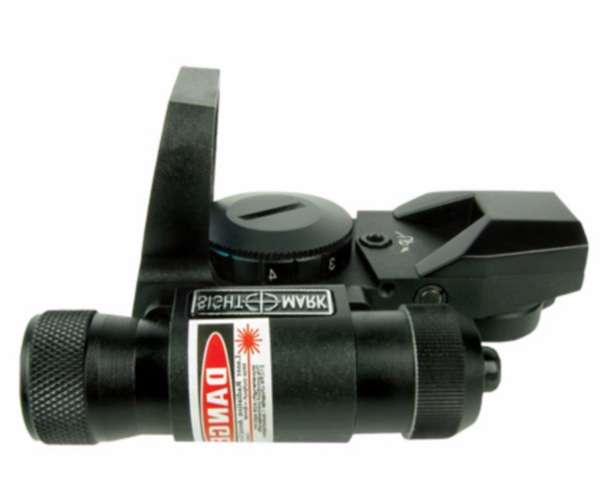 Sightmark® Dual Shot Reflex Sight with Laser