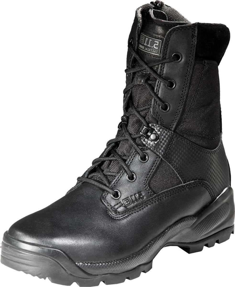 """5.11® Men's A.T.A.C.® 8"""" Side-Zip Boots"""