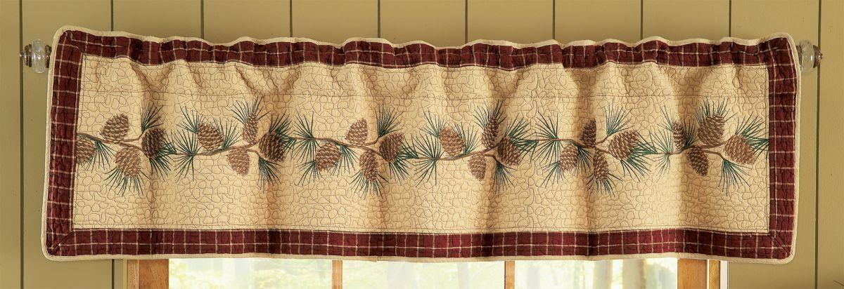 Donna Sharp® Pine Lodge Valance