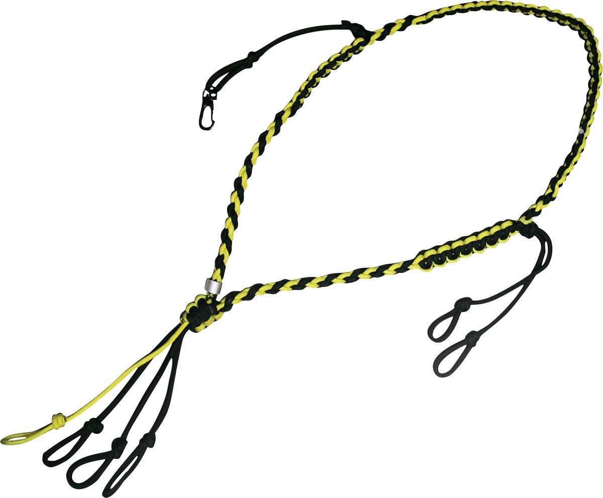 Hard Core Braided Call Lanyard