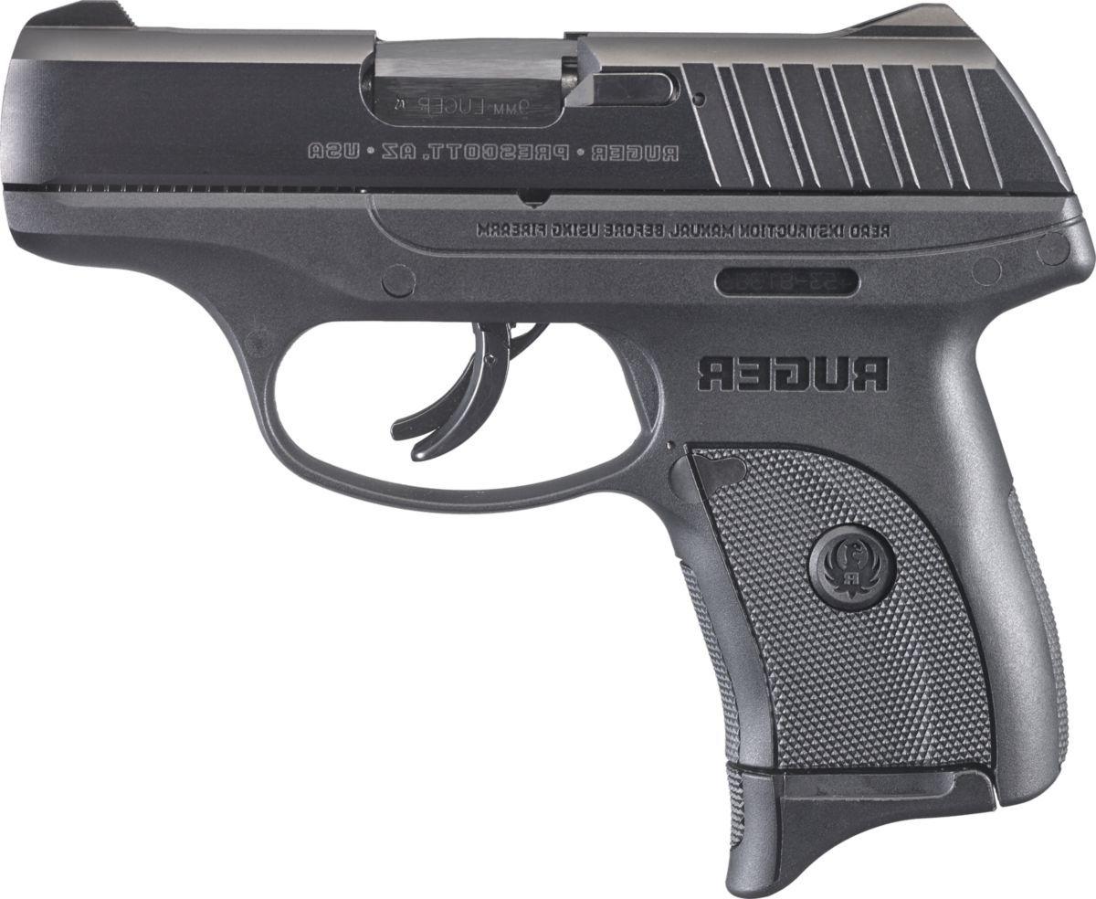 Ruger® EC9s™ Centerfire Pistol