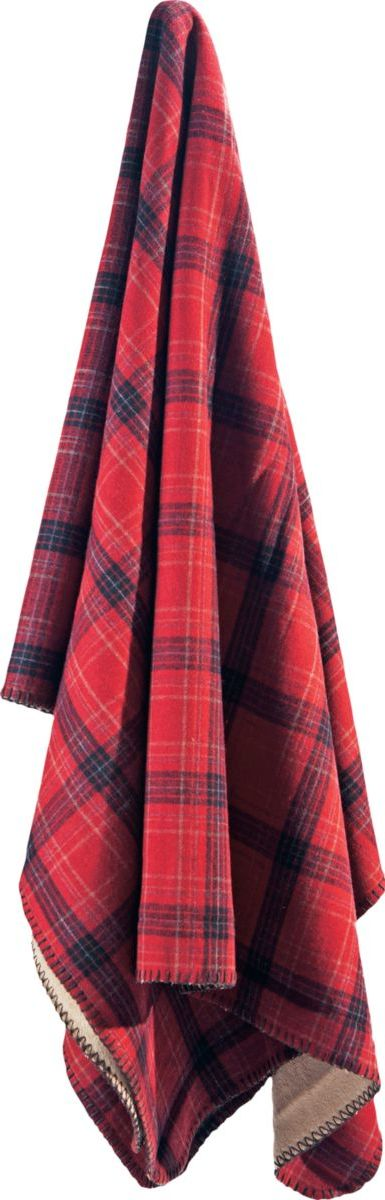 Carstens Una Plaid Throw