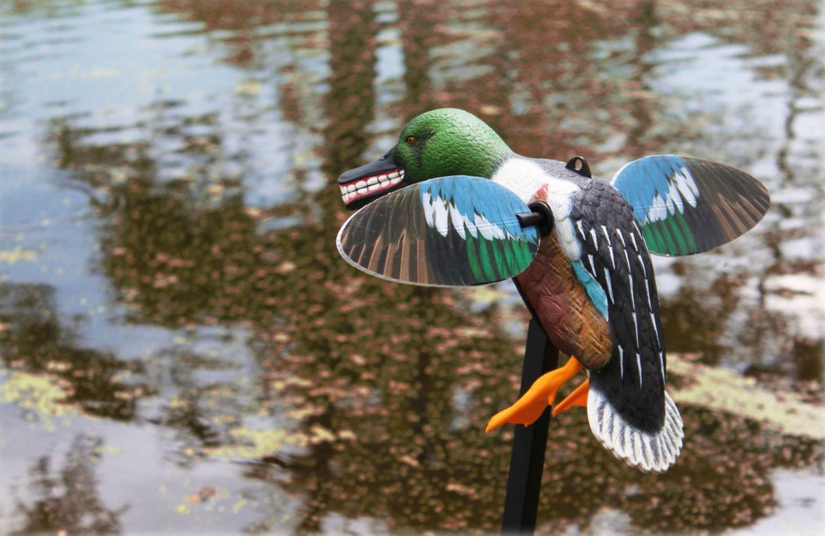 MOJO Outdoors® Spoonzilla Spoonbill Motorized Duck Decoy