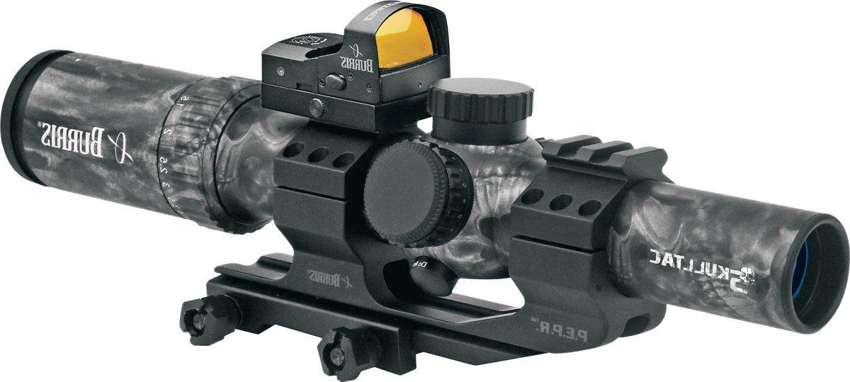 Burris Skull-TAC Riflescope Combo