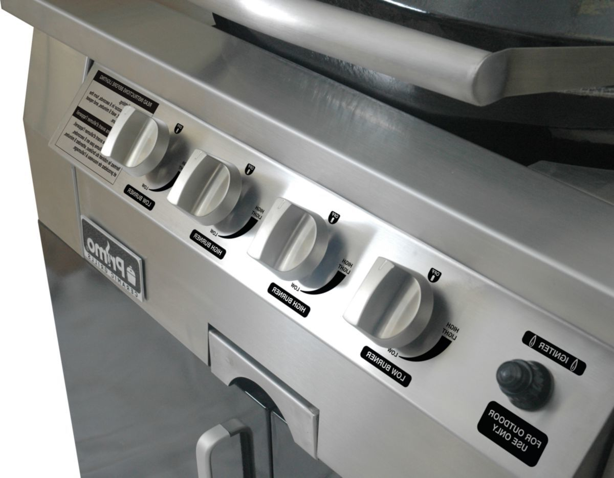 Primo Oval Gas Grill