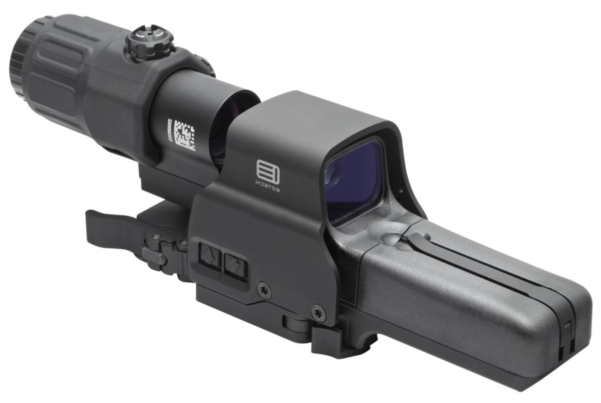 EOTech EXPS Sight with G33 Magnifier Combo