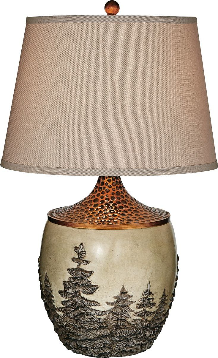 Pacific Coast® Lighting Great Forest Table Lamp