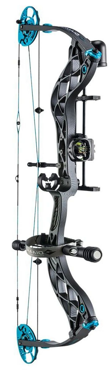 Diamond by Bowtech Carbon Knockout R.A.K. Compound-Bow Package