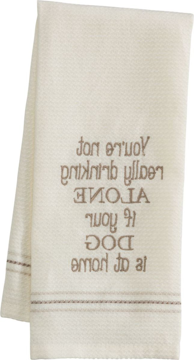 Park Designs® Embroidered Dish Towels