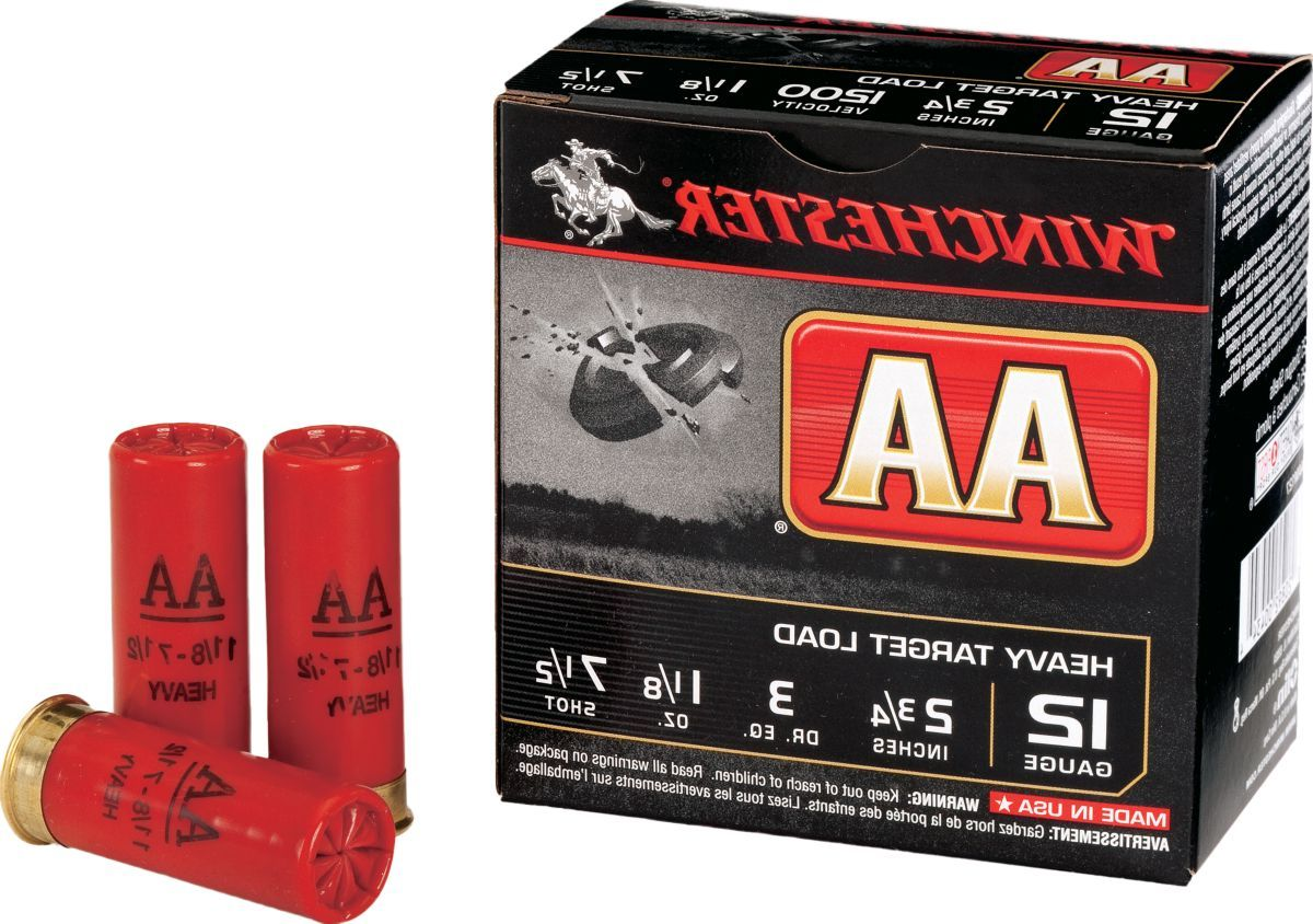 Winchester® AA Shotshells – Per Case