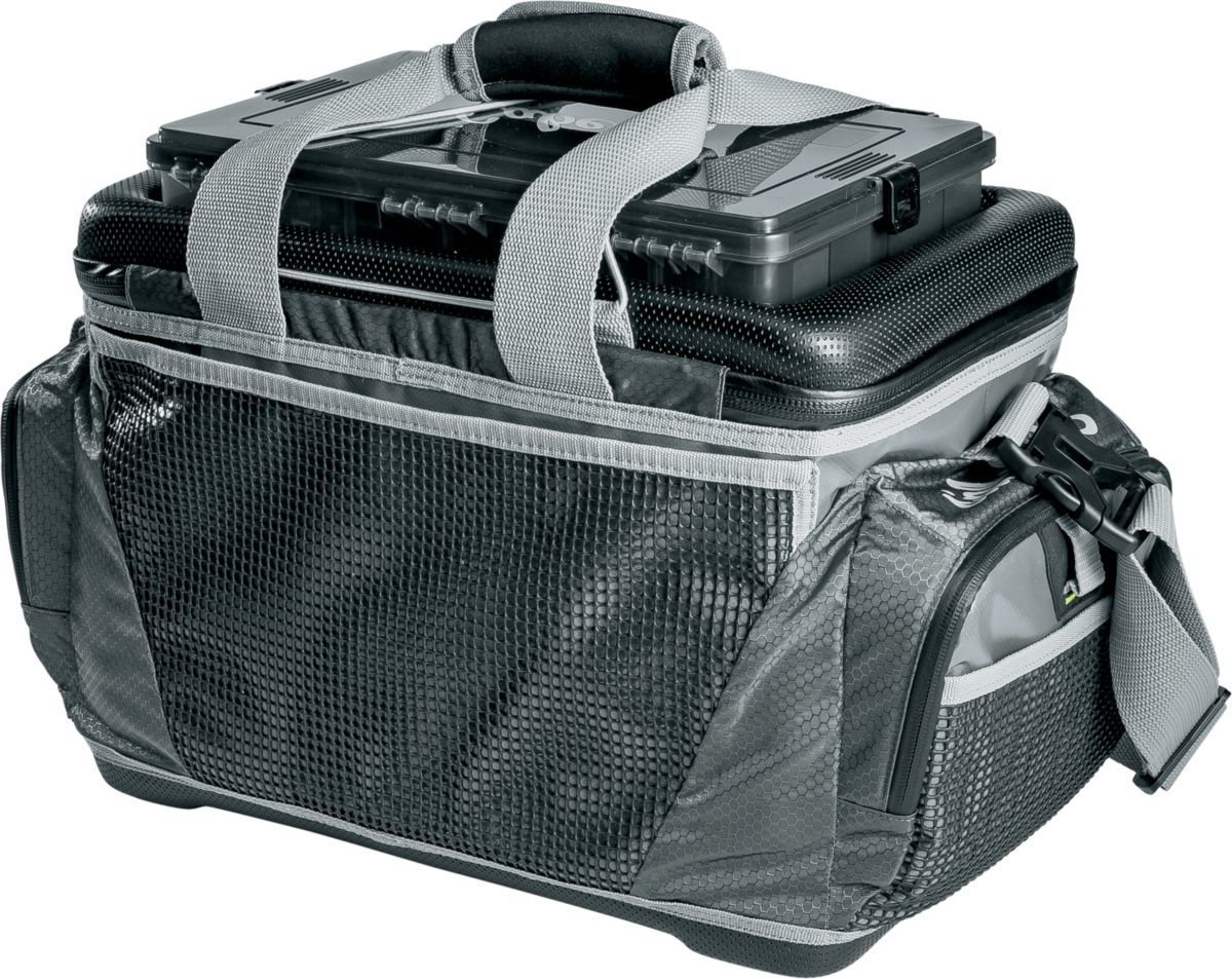 Cabela's Marine-Grade Tackle Bag with Utility Box