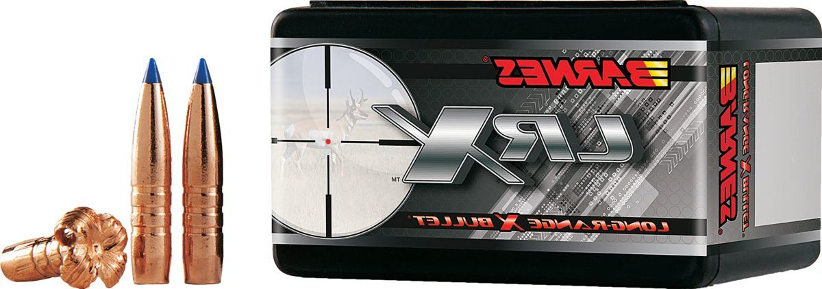 Barnes LRX Long-Range X Rifle Bullets