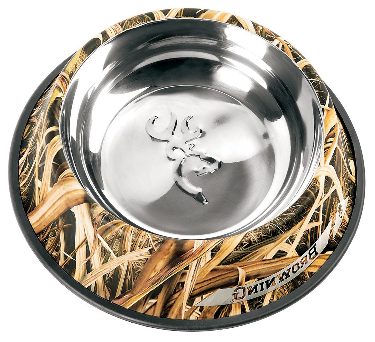 Browning® Stainless Steel Pet Dish