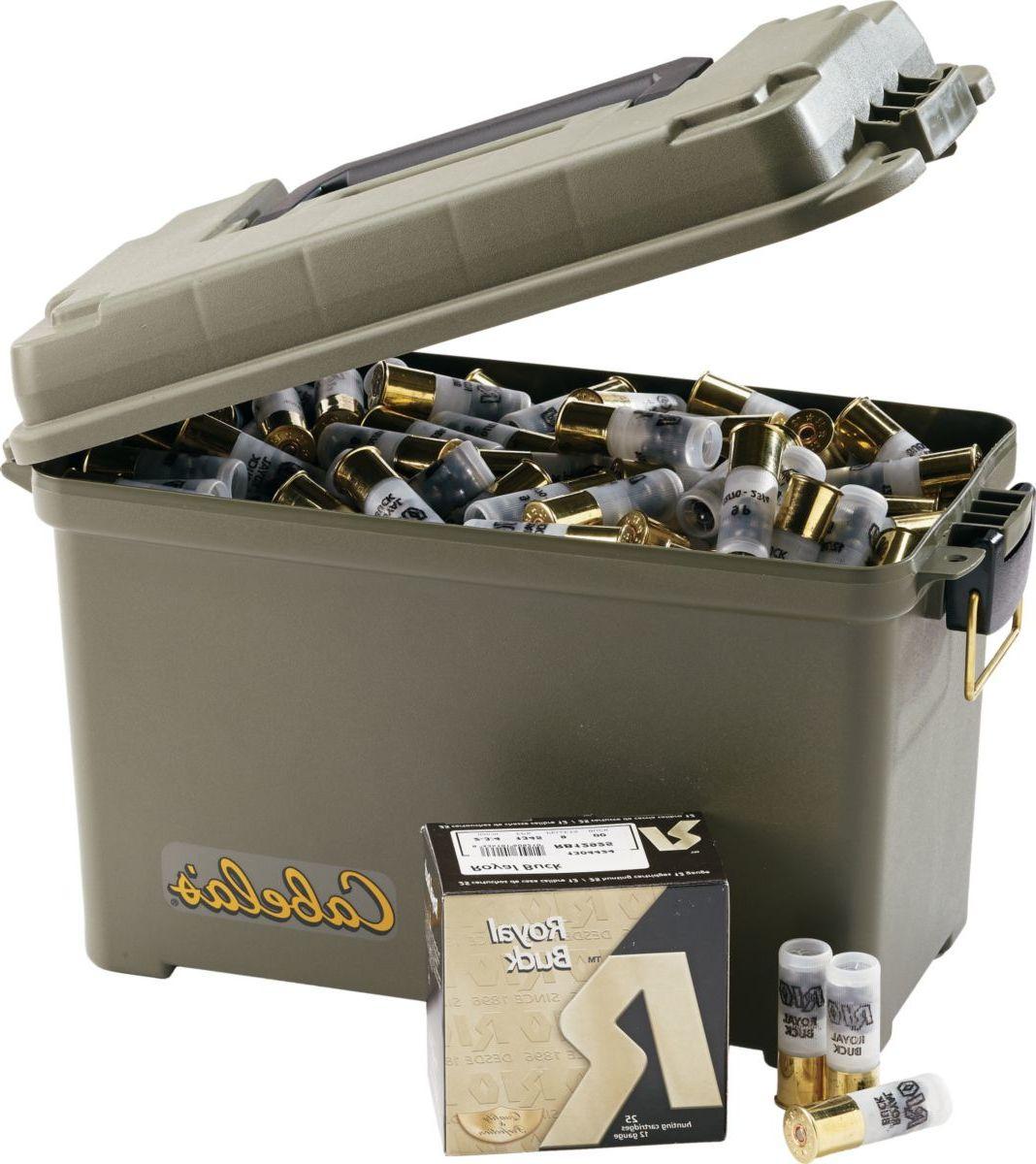 Rio Buckshot With Dry-Storage Box-Per 250