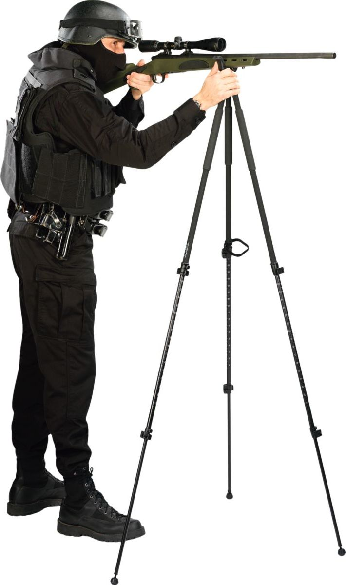 BOGgear BOG-POD® Tactical Shooting Tripods