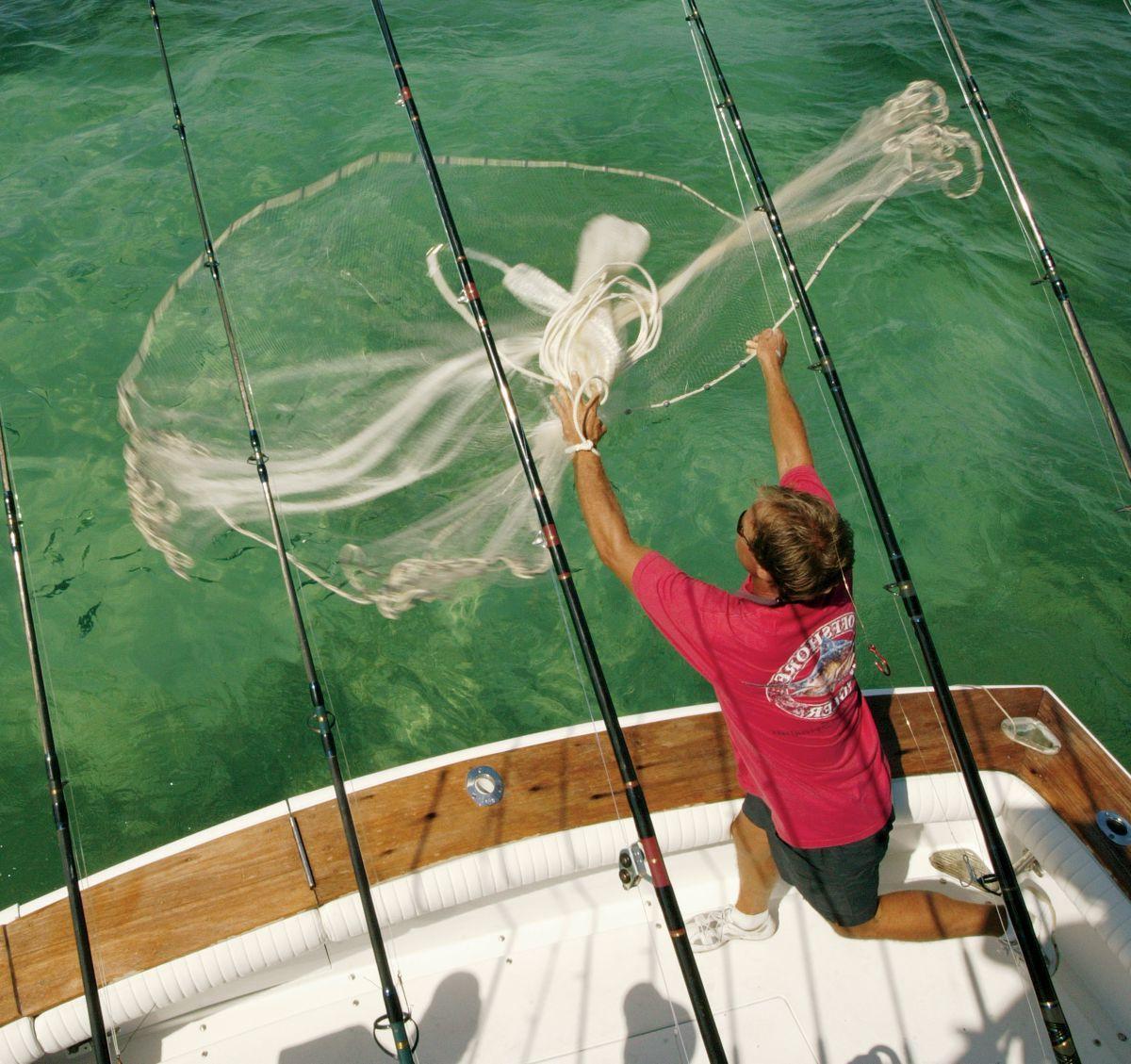Bass Pro Shops® Bait Cast Nets
