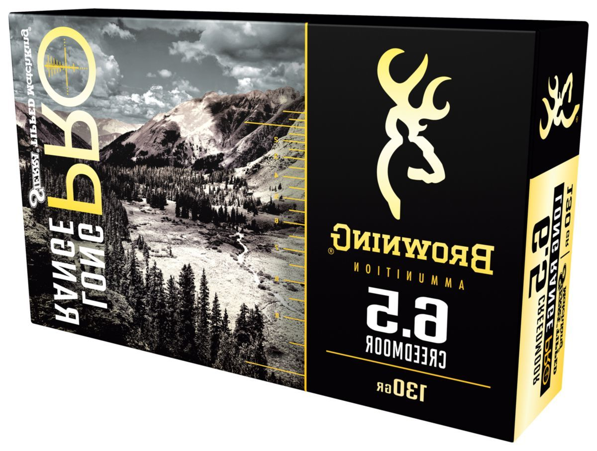 Browning® Long Range Pro™ Centerfire Rifle Ammo