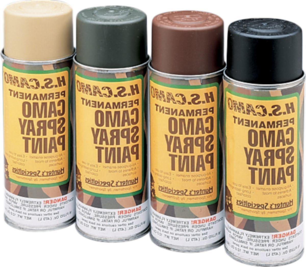 Hunters Specialties™ Camo® Spray Paint Kit