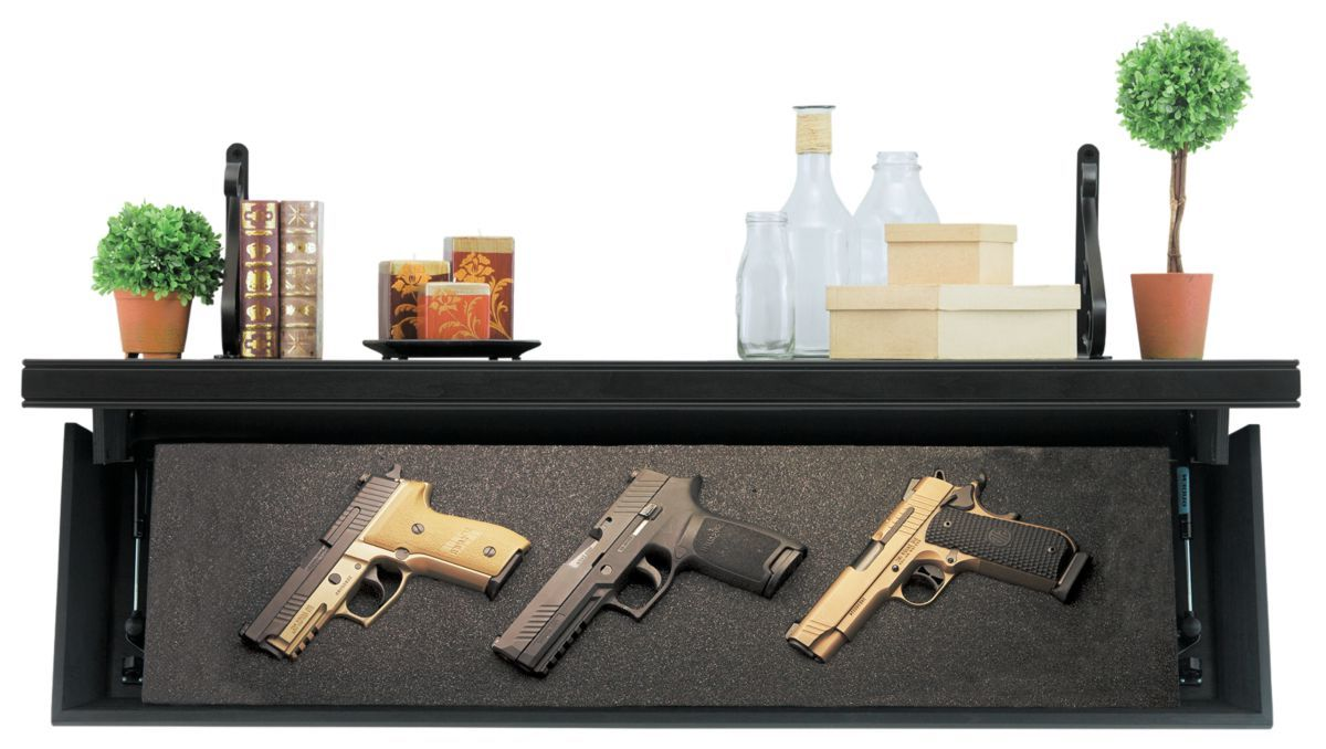 Tactical Walls 1242 Rifle-Length Shelf