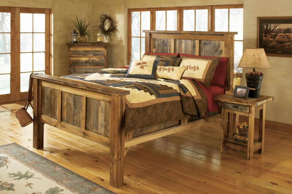 Mountain Woods Furniture® Wyoming Collection™ Bed