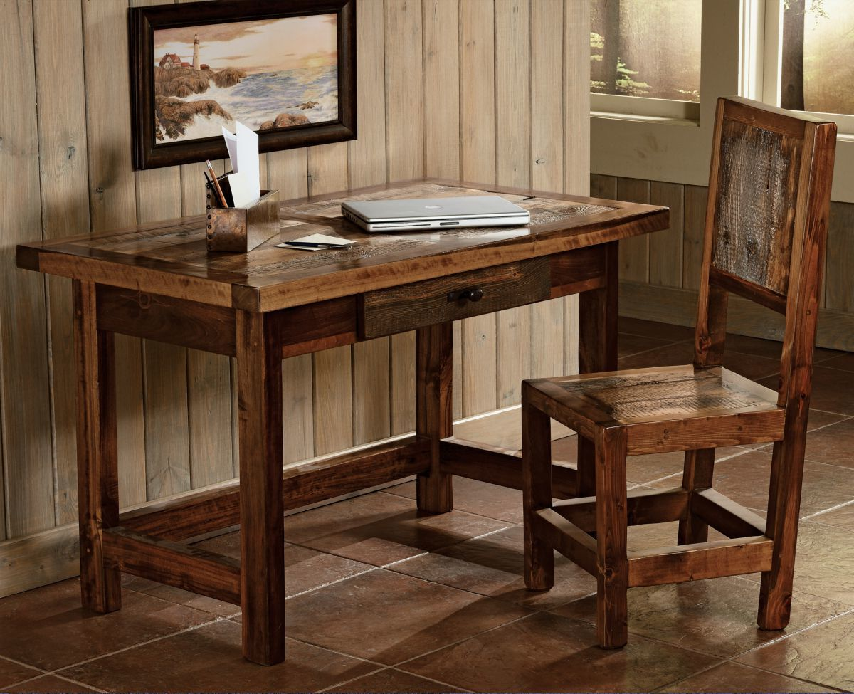Mountain Woods Furniture® Wyoming Collection™ Student Desk and Chair Set