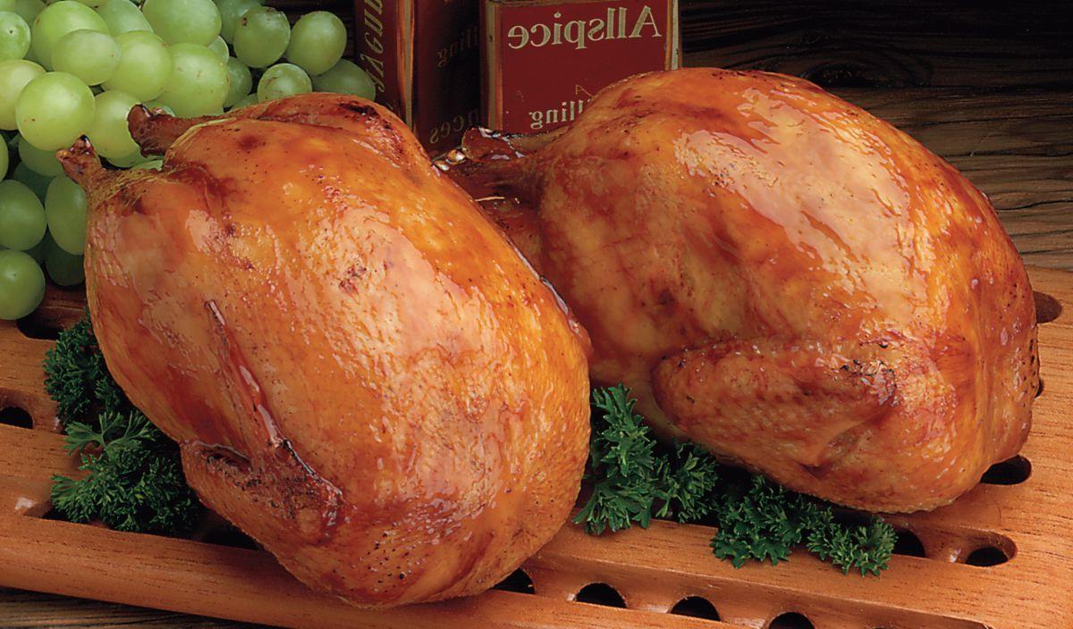 Cabela's Whole Smoked Ringneck Pheasants