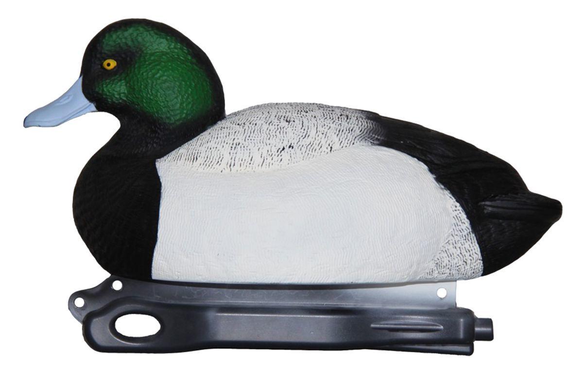 Hard Core Decoys® Rugged Series Foam-Filled Bluebill Duck Decoy