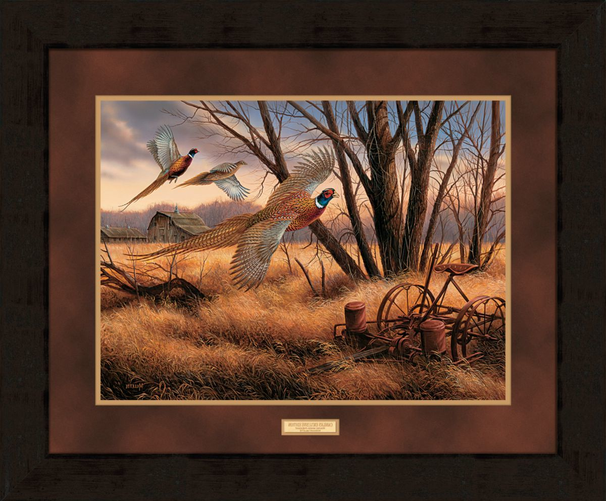 Great Northern Art® Limited Edition Print – Prairie Wings