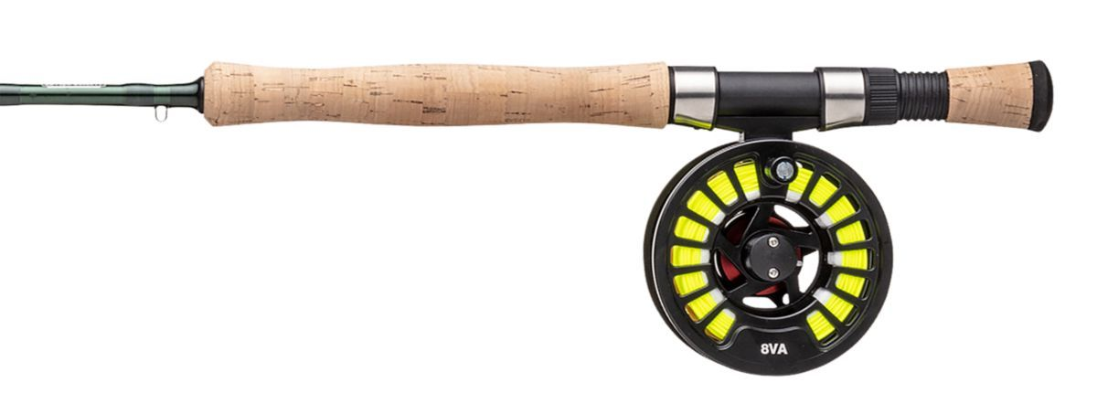 White River Fly Shop® Aventur1 Fly Outfit