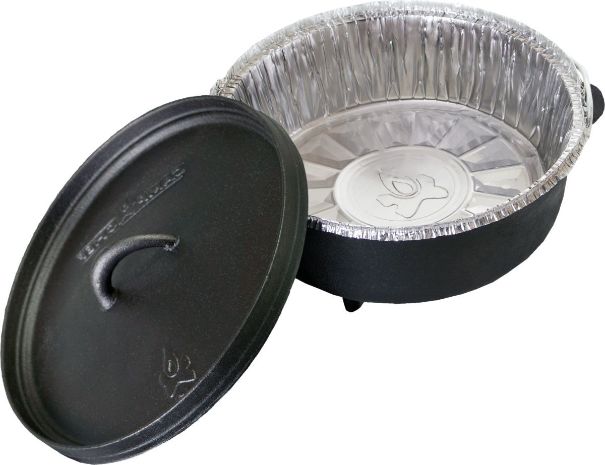 Camp Chef Dutch-Oven Liners – Three-Pack