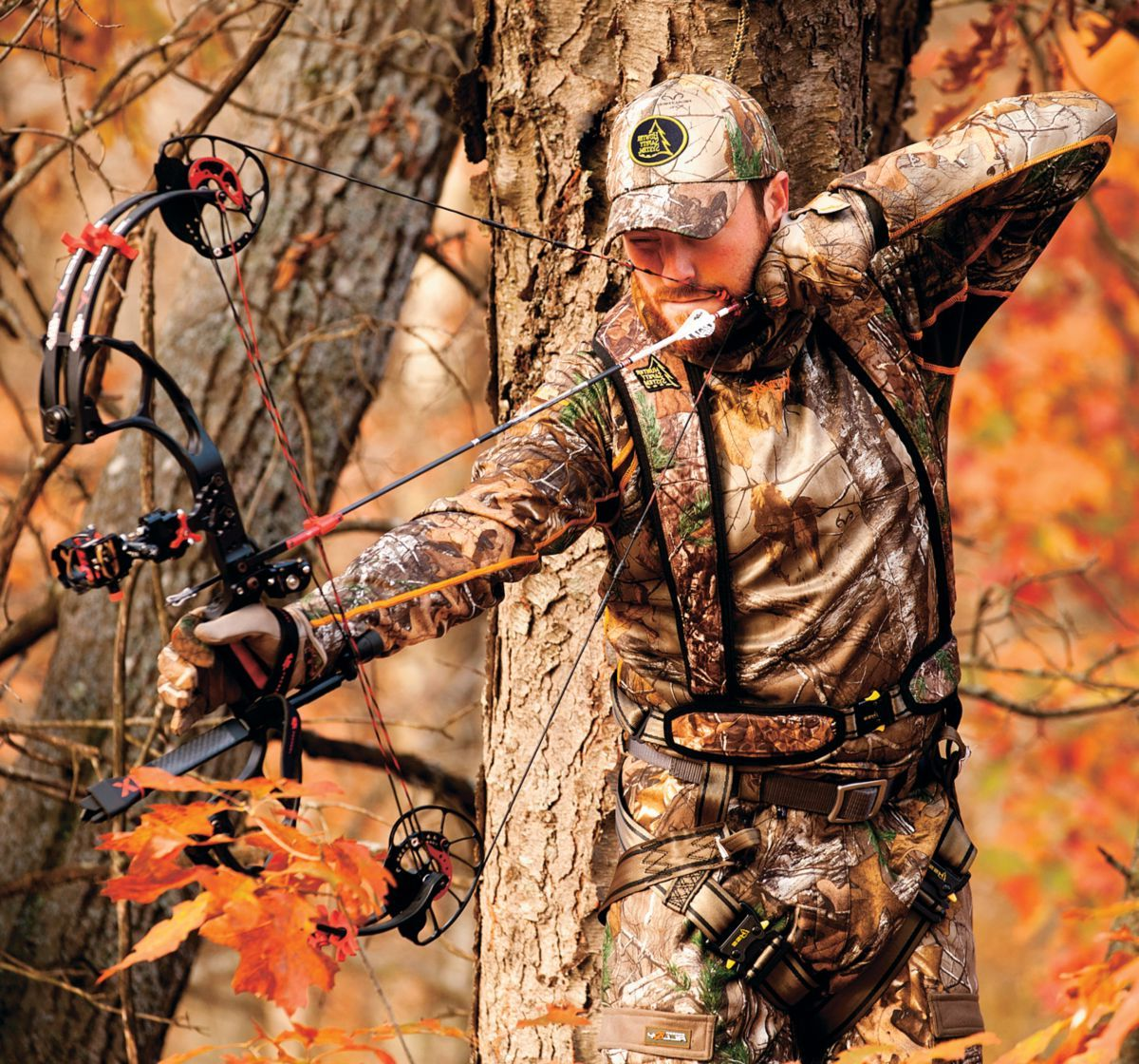 Hunter Safety System® Ultra-Lite Flex Harness